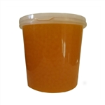BOBA LOCA® MANGO BURSTING BOBA, Net Wt. 7.04lbs (3.2kg)  JAR