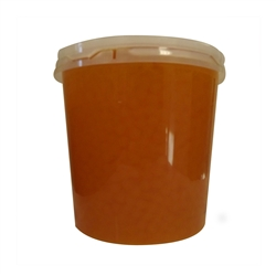 BOBA LOCA® PEACH BURSTING BOBA, Net Wt. 7.04lbs (3.2kg)  JAR