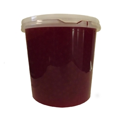 BOBA LOCA® POMEGRANATE BURSTING BOBA, Net Wt. 7.04lbs (3.2kg)