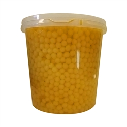 BOBA LOCA® YOGURT BURSTING BOBA, Net Wt. 7.04lbs (3.2kg) JAR