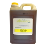 BOBA LOCA® Longan Honey Syrup 106 oz - 6.61 lbs Bottle
