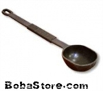 "1oz. (30cc) BROWN SCOOP 8.5"" LONG"