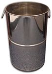 STAINLESS STEEL TEA BUCKET