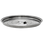 "LID - STAINLESS STEEL 10.25"" FOR TEA BUCKET"