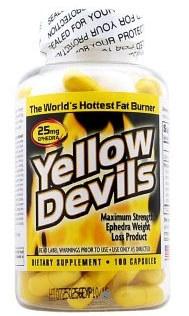 Yellow Devils Diet Pills