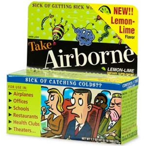 Airborne Cold Medication