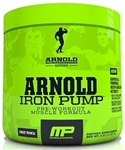 Arnold Iron Pump - Pre Workout Muscle Formula - 30 servings