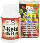 Bio Nutrition 7-Keto DHEA 50mg - 50 Caps