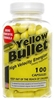 Yellow Bullet Fat Burner Diet Pills - 100 Caps