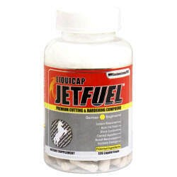 Jet Fuel by German American Tech, 120 caps