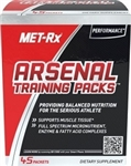 Metrx Arsenal Training Packs