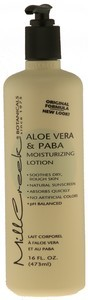Mill Creek Aloe Vera and Paba Lotion, 16 oz.