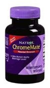 Natrol Chromemate Chromium Supplement