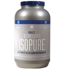 Nature's Best Ispoure Zero Carb Whey Protein