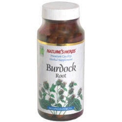 Nature's Herbs Burdock Root