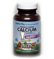 Nature's Plus Animal Parade Childrens Calcium