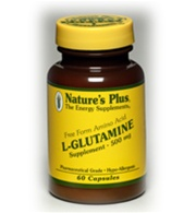 Nature's Plus L-Glutamine