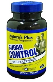 Nature's Plus Sugar Control