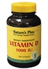 Nature's Plus Vitamin D3 1000 IU