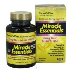 Nature's Plus Miracle Essentials