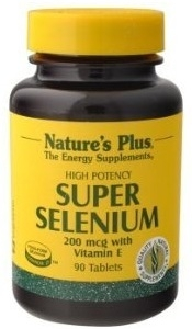Nature's Plus Super Selenium Complex