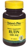 Nature's Plus Rutin 500 mg