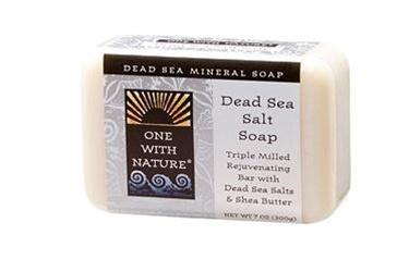 Dead Sea Salt Soap Bar
