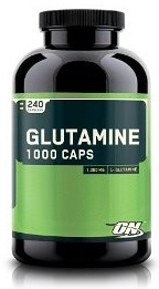 Optimum Nutrition Glutamine Caps 1000mg, 120 caps