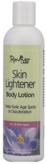 Reviva Skin Lightener Body Lotion - 8 oz.