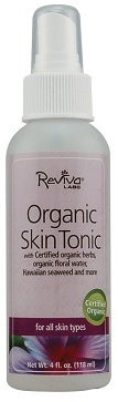Reviva Organic Skin Tonic - 4 oz.
