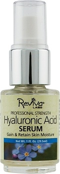 Reviva Hyaluronic Acid Serum - 1 oz.
