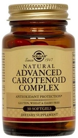 Solgar Advanced Carotenoid Complex