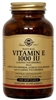 Solgar Vitamin E 1000 IU 50 softgels