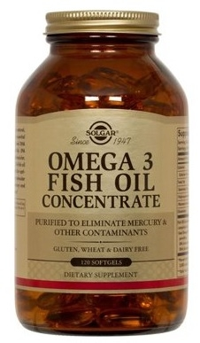 Solgar Omega-3 Fish Oil