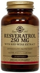 Solgar Resveratol with Red Wine Extract
