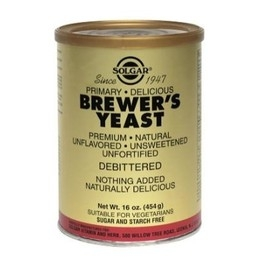 Solgar Brewers Yeast Powder 14 oz