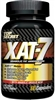 Xat-7 Fat Burner Extreme 80 Caps - Top Secret Nutrition