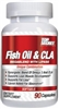 Top Secret Nutrition Fish Oil CLA - 90 Softgels