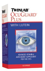 Twinlab OcuGuard Plus with Lutein 120 caps
