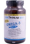 Twinlab Omega 3 Fish Oils 50 softgels