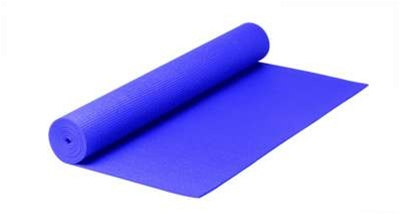 Yoga and Pilates Cushioned Mat