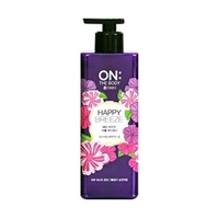 ON THE BODY BODYWASH- HAPPY BREEZE