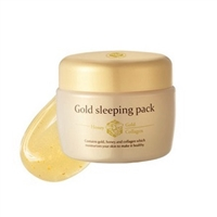 GOLD SLEEPING PACK<br>黄金睡眠面膜