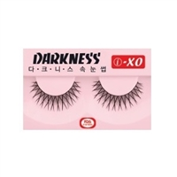 DARKNESS FALSE EYELASHES XO