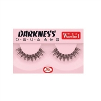 DARKNESS FALSE EYELASHES Water line1