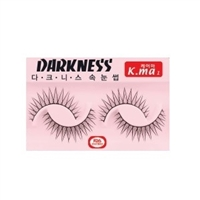 DARKNESS FALSE EYELASHES  K.ma1