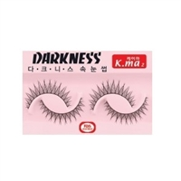 DARKNESS FALSE EYELASHES  K.ma2