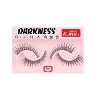 DARKNESS FALSE EYELASHES K.ma5