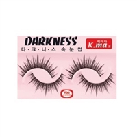 DARKNESS FALSE EYELASHES K.ma9
