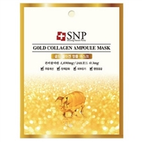 GOLD COLLAGEN AMPOULE MASK